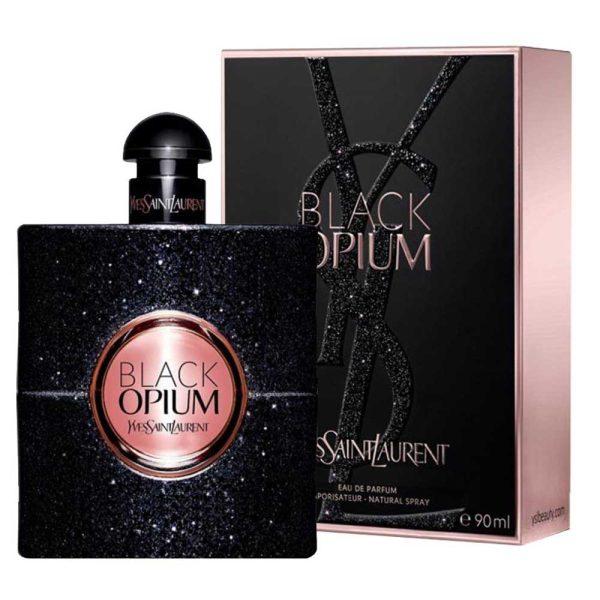Yves Saint Laurent Black opium 02