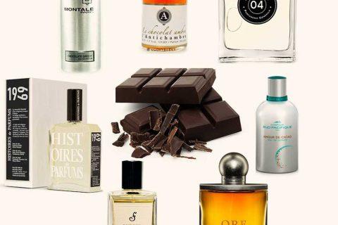 عطر با رایحه شکلات